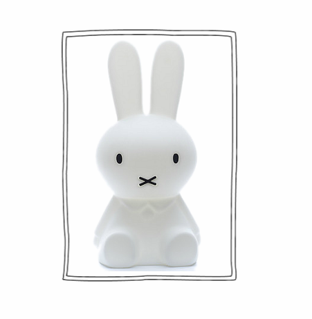 Miffy Lamp - Belle Bellina  - 2