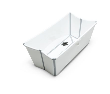 Stokke Flexi Bath White - Belle Bellina  - 1