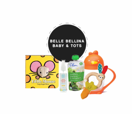 Monthly Surprise Belle Bellina Box - Belle Bellina