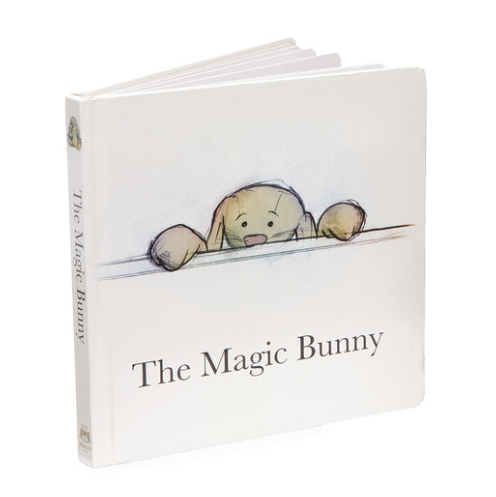 Jellycat The Magic Bunny Book - Belle Bellina