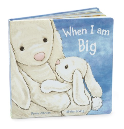 Jellycat When I am Big Book - Belle Bellina