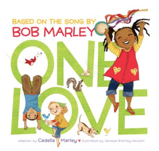 One Love – Board Book Based on the song by Bob Marley - Belle Bellina