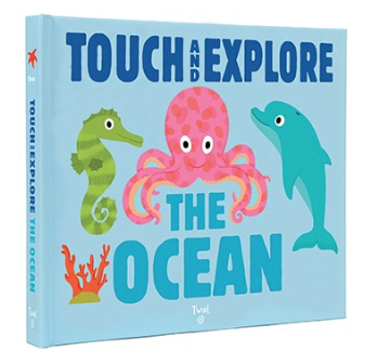 The Ocean Touch and Explore  Twirl  By Nathalie Choux - Belle Bellina