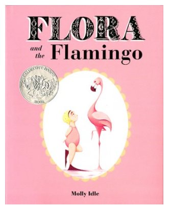 Flora and the Flamingo By Molly Idle - Belle Bellina