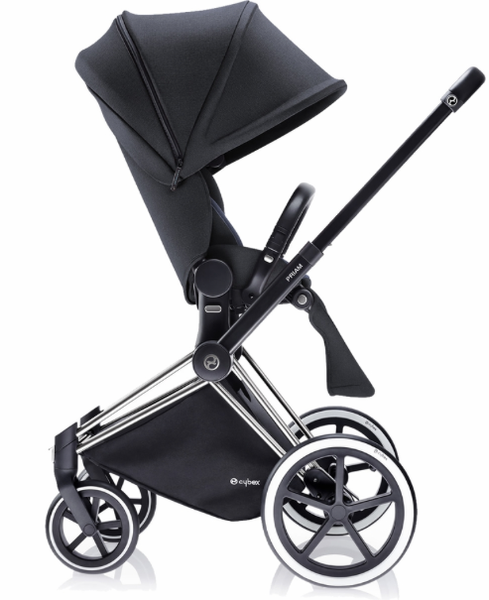 Cybex Priam Trecking Tires -Manhattan Grey - Belle Bellina  - 2