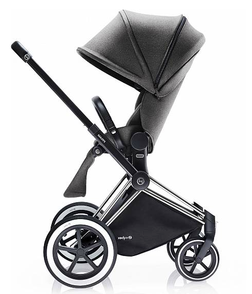 Cybex Priam Trecking Tires -Manhattan Grey - Belle Bellina  - 1