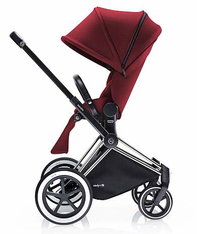 Cybex Priam Trecking Tires -Mars Red - Belle Bellina  - 1