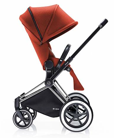 Cybex Priam Trecking Tires -Mars Red - Belle Bellina  - 4