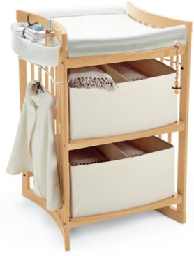 Stokke Care Changing Table-Walnut - Belle Bellina  - 2