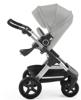 Stokke Trailz-Purple - Belle Bellina  - 5