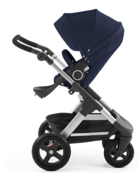 Stokke Trailz-Purple - Belle Bellina  - 6
