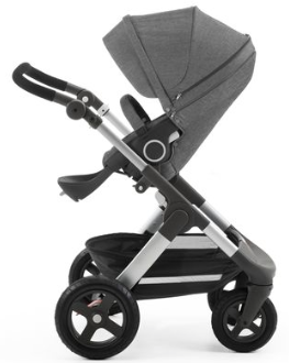 Stokke Trailz-Purple - Belle Bellina  - 4