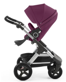 Stokke Trailz-Purple - Belle Bellina  - 1