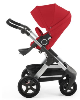 Stokke Trailz-Purple - Belle Bellina  - 2