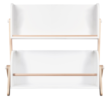 Tally Storage and Bookshelf - Belle Bellina