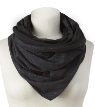 Grab & Go Hide & Chic Nursing Scarf - Belle Bellina  - 7