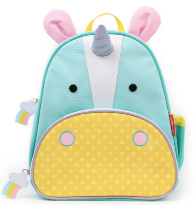 Zoo Little Kid Backpack - Belle Bellina  - 1
