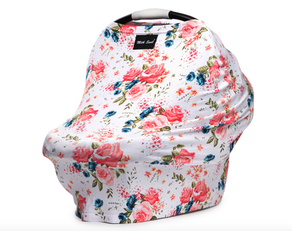 Milk Snob Car Seat Cover - Belle Bellina  - 2