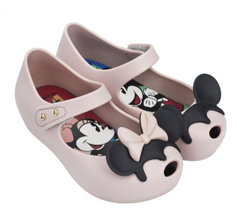 Mini Melissa Disney Twins (PREORDER) - Belle Bellina  - 1