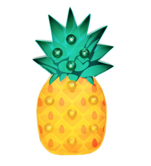 Sunny Life PINEAPPLE MARQUEE LIGHT - Belle Bellina