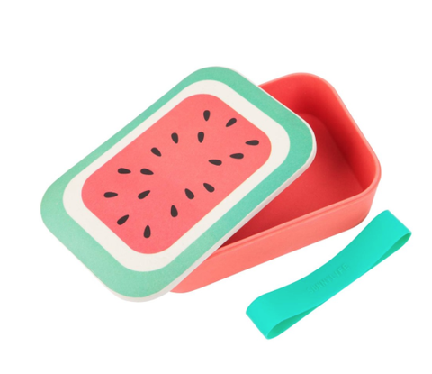 Sunny Life Eco Lunch Box Watermelon - Belle Bellina