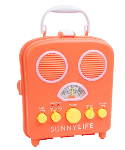 Sunny Life BEACH SOUNDS ORANGE - Belle Bellina  - 1