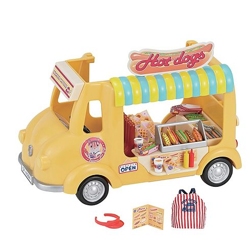 Calico Critters Hot Dog Van - Belle Bellina