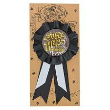 Birthday Ribbon Badge - Belle Bellina  - 2