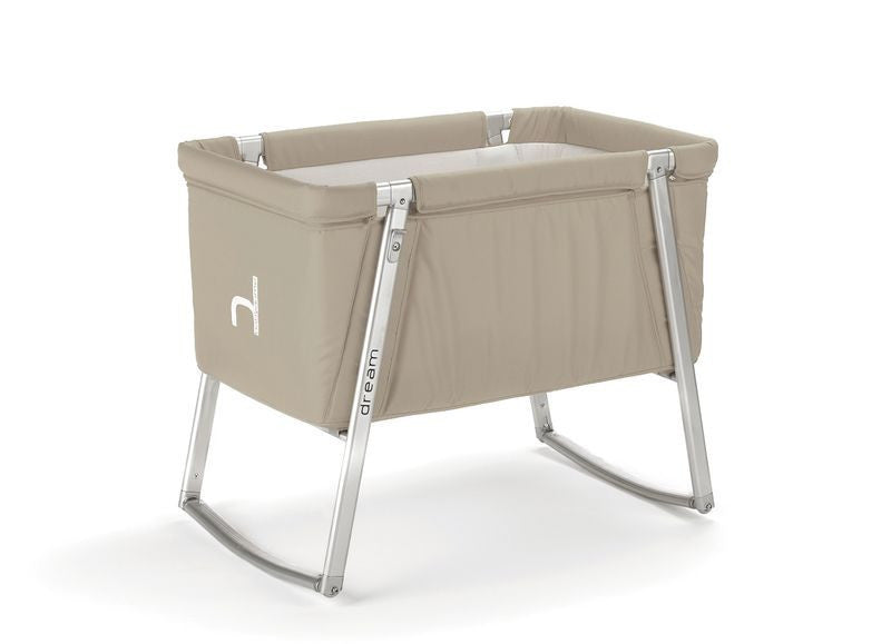 BabyHome Dream Bassinet SAND - Belle Bellina