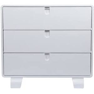 Bloom Retro Dresser Coconut White - Belle Bellina  - 1