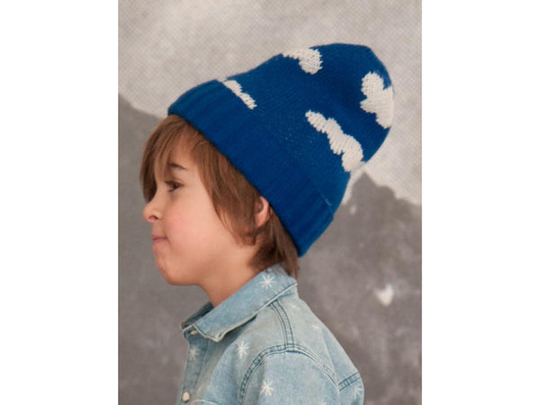 Bobo Choses Beanie Clouds AO - Belle Bellina  - 2