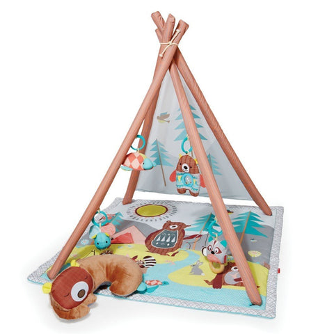 Skip Hop Camping Cubs Activity Gym - Belle Bellina  - 1