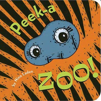 Peek-a zoo - Belle Bellina