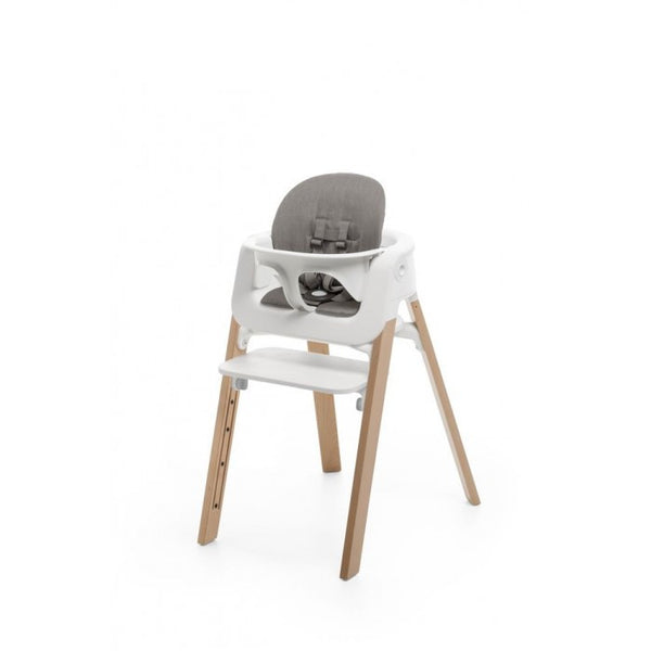 Stokke Steps Baby Set Cushion Greige - Belle Bellina  - 2