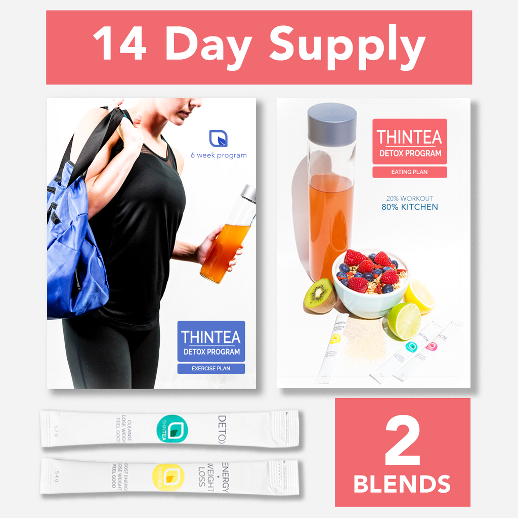 14 Day Body Cleanse Program