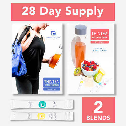 28 Day Body Cleanse Program