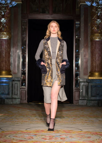 Marisa P. Clark Designs Paris Fashion Week