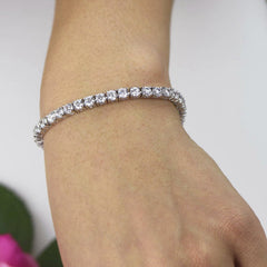 10 ctw Eternity Tennis Bracelet - Final Sale