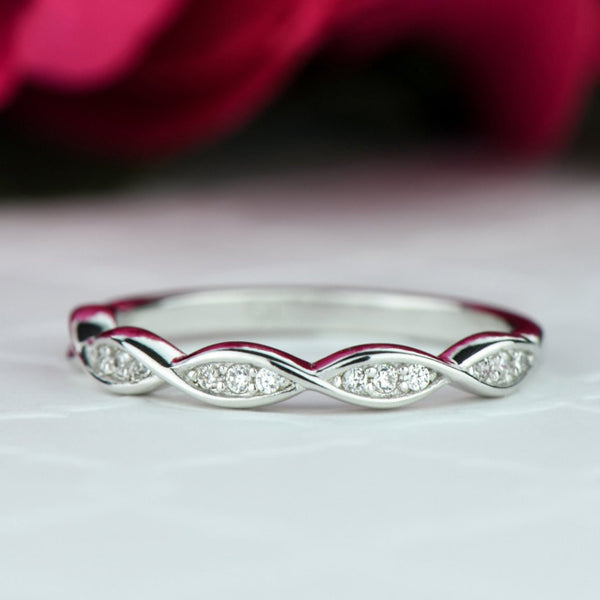 Swirl Art Deco Band