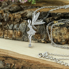 Fairy Pixie Necklace