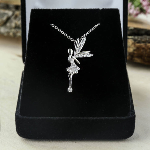 Fairy Pixie Necklace - 40% Final Sale