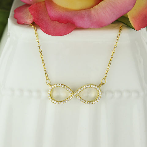 Dainty Shoe Necklace