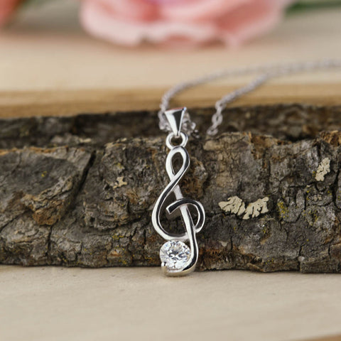 1/2 ct Dainty Bezel Necklace