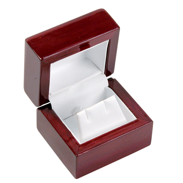 Solid Wood Earring Box