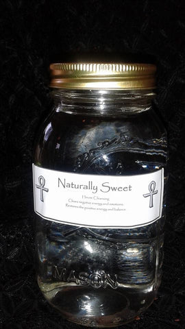 spirit cleanser - Naturally Sweet