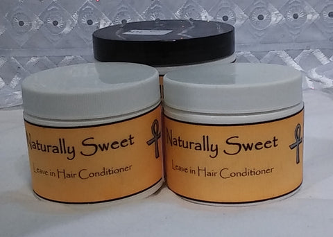 Leave-In Hair Conditioner., [skin_care], [beauty_hacks], Naturally Sweet