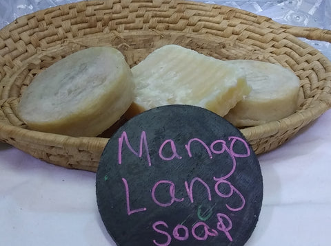 Mango Lang Soap, [skin_care], [beauty_hacks], Naturally Sweet