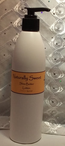 lotion - Naturally Sweet