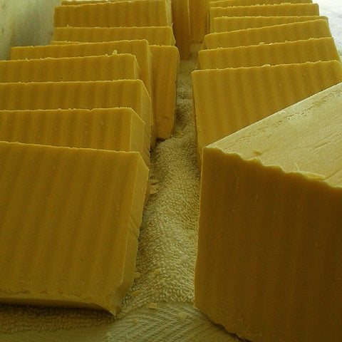 Lemongrass Loaf Soap