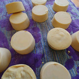 Lemon Cake Soap...